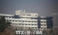 Serangan terhadap hotel di Afghanistan menimbulkan banyak korban