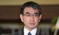 Jepang memprotes Republik Korea yang memberikan kembali bantuan kemanusiaan kepada RDRK