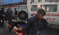 Komunitas internasional mengutuk keras ledakan di Afghanistan