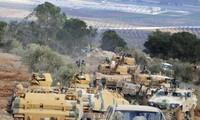 Turki memperhebat serangan terhadap pasukan orang Kurdi di Suriah