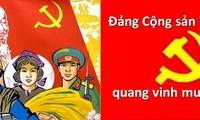 Tilgram ucapan selamat sehubungan dengan peringatan ultah ke-88 Berdirinya Partai Komunis Vietnam