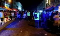 Ledakan kembang api di Malaysia melukai lebih dari 20 orang