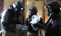 Suriah menolak tuduhan AS tentang penggunaan senjata kimia
