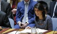 Rusia dan AS mengalami perbedaan tentang tuduhan serangan dengan senjata kimia di Suriah