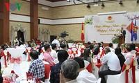 Komunitas orang Vietnam di luar negeri menyambut Hari Raya Tet 2018