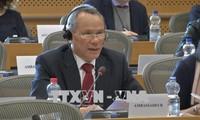 Parlemen Eropa mendorong Perjanjian Perdagangan Bebas dengan Vietnam