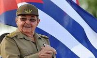 Presiden Kuba menerima delegasi legislator AS
