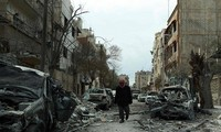 Baku tembak terjadi lagi di Ghouta, Suriah tanpa memperdulikan seruan gencatan senjata