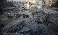 PBB berencana membawa barang bantuan kemanusiaan ke Ghouta Timur pada pekan depan
