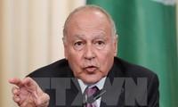 Negara-negara Arab menekankan masalah anti-terorisme