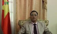 Dubes Vietnam untuk Mesir menghadiri Konferensi Para Dubes Tak Tetap di Sudan