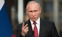 Presiden Rusia menegaskan tidak bermaksud mengamandir Undang-Undang Dasar