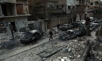 Rusia menuduh faksi pemberontak Suriah siap memfabrikasi satu serangan senjata kimia