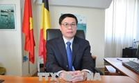 45 tahun hubungan diplomatik Vietnam-Belgia: Peluang menaikkan tingkat hubungan kerjasama ke ketinggian baru