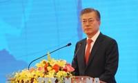 """Vietnam merupakan pilar dalam """"Kebijakan menuju ke arah Selatan yang baru"""" dari Presiden Moon Jae-in"""