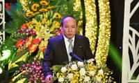 Pembukaan Babak pendahuluan Festival Radio Nasional ke-13 daerah Vietnam Utara