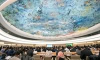 Vietnam aktif memberikan sumbangan di Persidangan ke-37 Dewan HAM