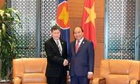 Vietnam selalu berupaya sekuat tenaga memberikan sumbangan kepada perkembangan ASEAN