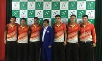 Vietnam menyelenggarakan Turnamen Tenis Internasional Davis Cup 2018