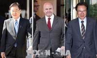 RDRK mencela perbahasan-perbahasan pertahanan tiga fihak AS-Jepang-Republik Korea