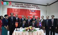Kerjasama di bidang keagamaan membantu memperketat lebih lanjut lagi hubungan Vietnam-Laos