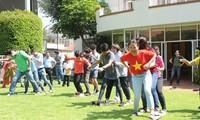 Hari Keluarga ASEAN yang bergelora di Meksiko