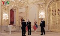 Presiden Rusia, Vladimir Putin menilai tinggi hubungan dengan Vietnam