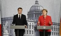 Pimpinan Jerman dan Perancis membahas masa depan Uni Eropa