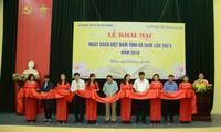 Hari Buku Vietnam 2018: Memacu dan mengembangkan budaya membaca dalam masyarakat