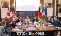 Para Menlu G7 menyepakati pendirian tentang RDRK
