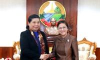 Parlemen Vietnam dan Laos memperkuat kerjasama