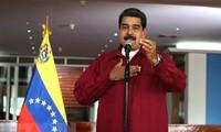 Presiden Venezuela mengucapkan selamat kepada Vietnam sehubungan dengan Hari Penyatuan Tanah Air