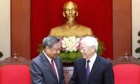 Memupuk hubungan istimewa Vietnam-Laos semakin berkembang