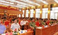 Konferensi pelatihan menggelarkan pelaksanakan ketentuan membebaskan hukuman sebelum waktunya dengan syarat