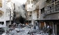 IS menyerang pangkalan tentara Suriah