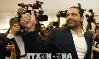 Saad Hariri memegang jabatan PM Libanon masak bakti ke-3