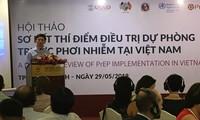 Kira-kira 1.200 orang Vietnam bisa menggunakan obat PrEP untuk mengurangi bahaya ketularan HIV