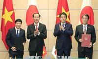 Media Jepang: Viet Nam dan Jepang bekerjasama di banyak bidang