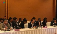 Deputi Menlu Viet Nam, Nguyen Quoc Dung hadir pada Konferensi pejabat senior ASEAN