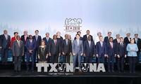 PM Viet Nam, Nguyen Xuan Phuc mengakhiri dengan baik kehadirannya pada KTT G7 yang diperluas dan kunjungan-nya di Kanada