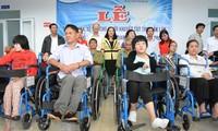 Viet Nam mendorong dan membela hak kaum disabilitas