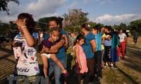 Masalah migran: AS bertekad mempertahankan kebijakan garis perbatasan keras