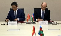 Persidangan ke-2 Komite Antar-Pemerintah Vietnam Azerbaijan yang diadakan di Baku telah mencapai sukses yang baik