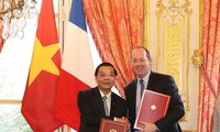 Vietnam dan Perancis memperkuat kerjasama terdesentralisasi