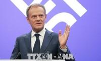 Ketua EC mengusulkan langkah-langkah membatasi kaum migran ilegal
