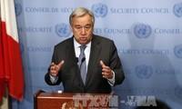 Keberhasilan KTT PBB yang pertama tentang anti-terorisme