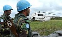 PBB mengurangi anggaran belanja bagi aktivitas pasukan penjaga perdamaian