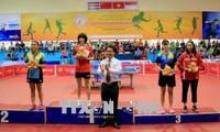 Penutupan Turnamen Pingpong Internasional-Vinh Long  kali ke-3 tahun 2018