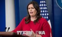AS menegaskan tetap mempertahankan sanksi terhadap Rusia