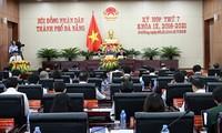 Wakil Harian Ketua MN Vietnam, Tong Thi Phong menghadiri Persidangan Dewan Rakyat Kota Da Nang